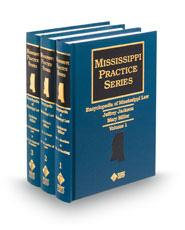 A secondary source: the Mississippi Legal Encyclopedia